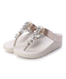 FITFLOP/フィットフロップ fitflop DECO (Silver)/502114344