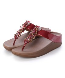 FITFLOP/フィットフロップ fitflop DECO (Fire Red)/502114358