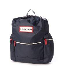HUNTER/ハンター HUNTER ORG TOPCLIP BACKPACK NYLON (NVY)/502119361