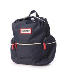 HUNTER/ハンター HUNTER ORG M TOPCLIP BACKPACK NYLON (NVY)/502119363