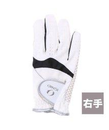 IGNIO/イグニオ IGNIO ゴルフグローブ  IG-1G1345R  (ホワイト)/502127340