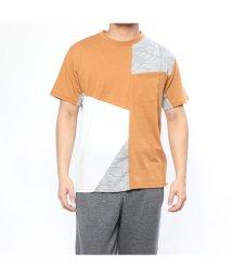 IGNIO/イグニオ IGNIO メンズ 半袖Tシャツ ポケット付きキリカエTシャツ(半袖) MTCテンジクキリカエTSS/502128853