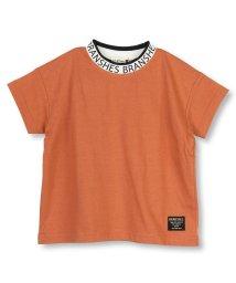 branshes/【吸水速乾】ロゴ襟半袖Tシャツ/502248472
