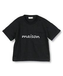 branshes/【吸水速乾】ビックシルエットロゴTシャツ/502248474