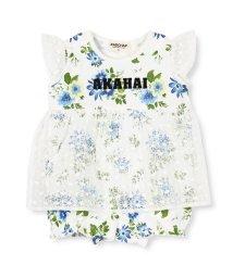 RADCHAP/花柄カバーオール/502248502