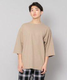 SENSE OF PLACE/エクストラルーズTシャツ/502250147