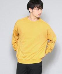 SENSE OF PLACE/カラースウェットシャツ/502251318