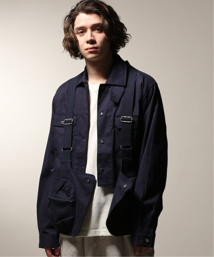 MEANSWHILE/ミーンズワイル  Bedford Add JKT