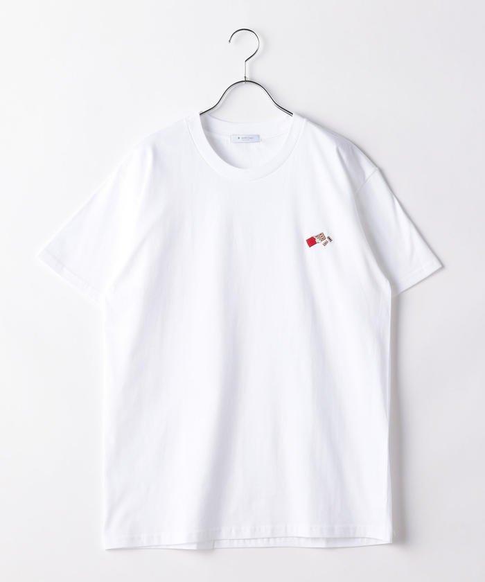 SHIPS Days:プリント Tシャツ
