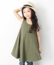devirock/キッズ 子供服 フレアタンクワンピース 女の子/502252751