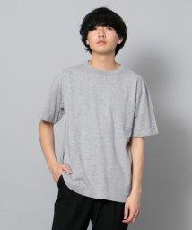 SENSE OF PLACE/Champion 別注ポケットTシャツ/502253192