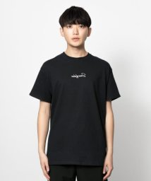 SENSE OF PLACE/スクリプトロゴTシャツ(5分袖)/502253777