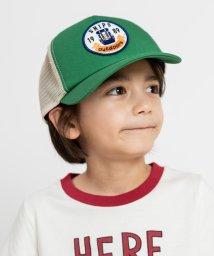 SHIPS KIDS/SHIPS KIDS:ワッペン メッシュ キャップ/502253972
