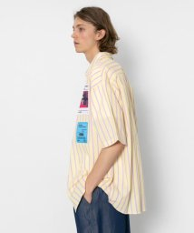 SENSE OF PLACE/グラフィックシャツ(5分袖)/502254373