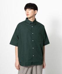 SENSE OF PLACE/ルーズシャツ(5分袖)/502254375
