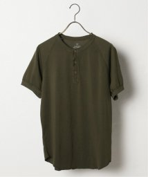 SAVE KHAKI/SKU S/S SUPIMA HENLEY/502254460