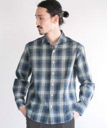 URBAN RESEARCH/URBAN RESEARCH Tailor スペックシャドーチェックシャツ/502254931