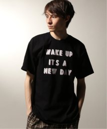 JOURNAL STANDARD relume Men's/VIA SPARE/ヴィア スペア  WAKE UP ITS A NEW DAY/502255514