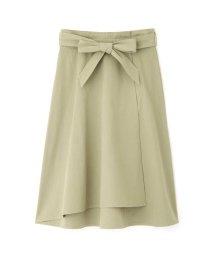 PROPORTION BODY DRESSING/《EDIT COLOGNE》チノラップフレアスカート/501961865