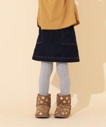 こどもビームス/GRAMICCI / デニム マウンテン スカート 19 (100~130cm)/502010890