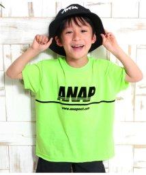 ANAP KIDS/NEONカラーカットオフBIGTee/502020928