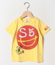 SUPERFIVE/半袖Tシャツ/502024476