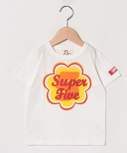 SUPERFIVE(スーパーファイブ)/半袖Tシャツ/2020SP0001419011