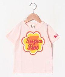SUPERFIVE/半袖Tシャツ/502024477