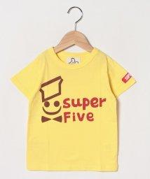 SUPERFIVE/半袖Tシャツ/502024520