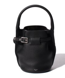 CELINE/【CELINE】2WAYハンドバッグ/SMALL BUCKET【BLACK】/502035184