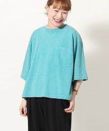 coen/Sulphur dyes ワイドTシャツ/502037614