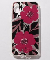 kate spade new york/【KATE SPADE】IPHONEケース X/XS対応/JEWELED POPPY FIELD 【RED MULTI】/502037854
