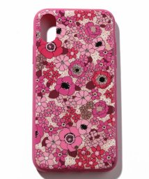 kate spade new york/【KATE SPADE】IPHONEケース X/XS対応/JEWELED CACTUS FLOREW 【RED MULTI】/502037855