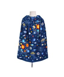 COLORFUL CANDY STYLE/ラップタオル プールタオル 巻き 太陽系惑星とコスモプラネタリウム(ネイビー)/502039179