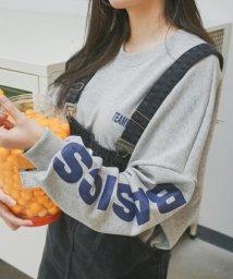 sonyunara/SONYUNARA(ソニョナラ)TEAMBASICSトレーナー/502040039