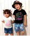 ANAP KIDS/ネオン管プリントTシャツ/502046279