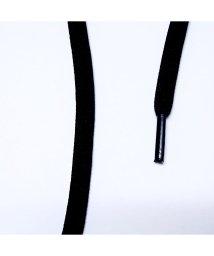 is-fit/イズフィット is-fit 楕円型シューレース (黒)/502132360