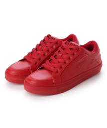 JADE/【WOMEN】 JADE X-REP 定番ローカットスニーカー  JDS7208 (RED)/502133114
