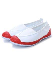 K's PLUS/ケーズプラス K's PLUS 上履き 子供用・大人用 学校靴・軽作業 (RED)/502135956