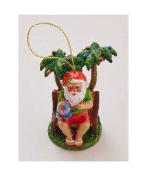 KAHIKO/【kahiko】Hand Painted Christmas Ornament ハワイアンサンタクロース その他19/502143552