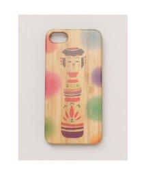 KAYA/【カヤ】iPhone8/7兼用 木製スマホケース生成り 和モダンプリント その他2/502147190