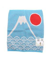 KAYA/【カヤ】富士山腹巻き Lサイズ ブルー【返品不可商品】/502147983