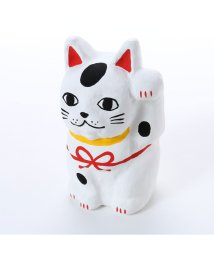 KAYA/【カヤ】招き猫 水引 ホワイト×レッド/502148232
