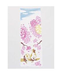 KAYA/【カヤ】さくら猫手ぬぐい 桜/502148361