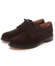 London Shoe Make/ロンドンシューメイク London Shoe Make グッドイヤーウエルトオールレザーハンドメイドカントリーブーツ(ダークブラウン)/502152116