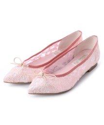 Launa lea ballet/ラウナレアバレエ Launa lea ballet ポインテットトゥバレエシューズ (PKベージュZ)/502152351