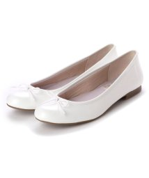 Launa lea ballet/【レイン対応】ラウナレアバレエ Launa lea ballet ラウンドトゥバレエシューズ゛(RB1001) (ホワイト)/502152422