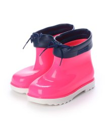 MELISSA/メリッサ melissa MINI MELISSA RAIN BOOT BB (WHITE/PINK/BLUE)/502169340