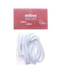 MOBUS/モーブス mobus mobusシューレース (S.WHT)/502176123
