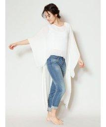 KAHIKO/【Kahiko】刺繍入りハイローヘムワンピース 4ID-9120/502253280